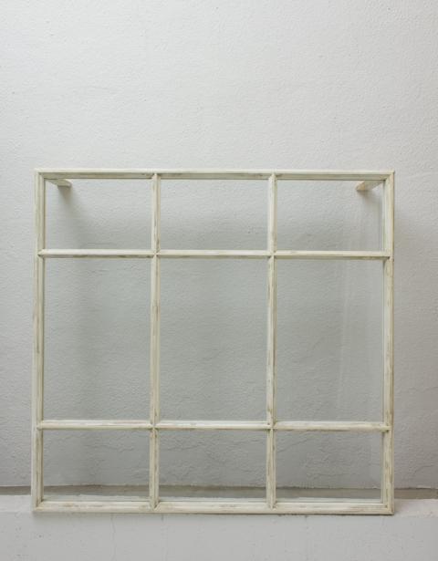 窓枠(ガラス入り)