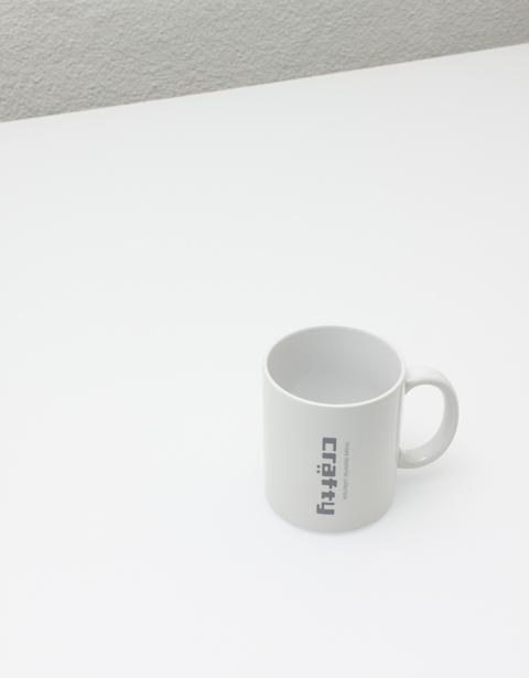 カラーガラス タペピュアクールホワイト(マット)
