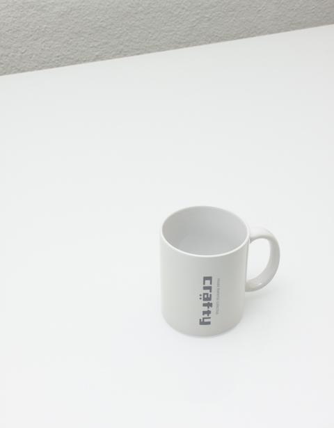 カラーガラス ピュアクールホワイト