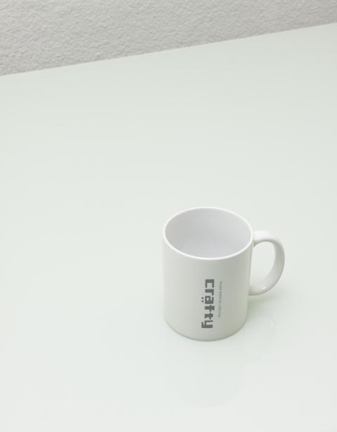 カラーガラス ペールホワイト
