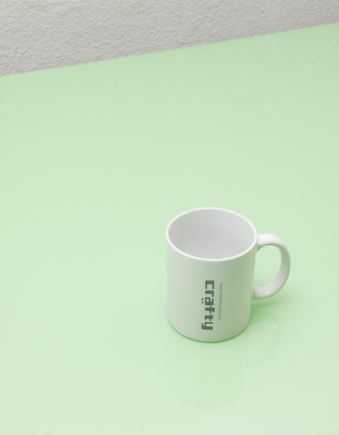 カラーガラス アクアグリーン