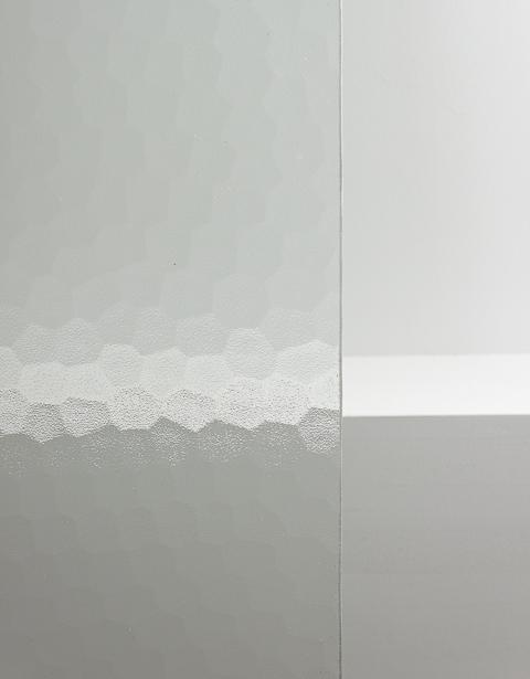 ガラス ソフトペーン